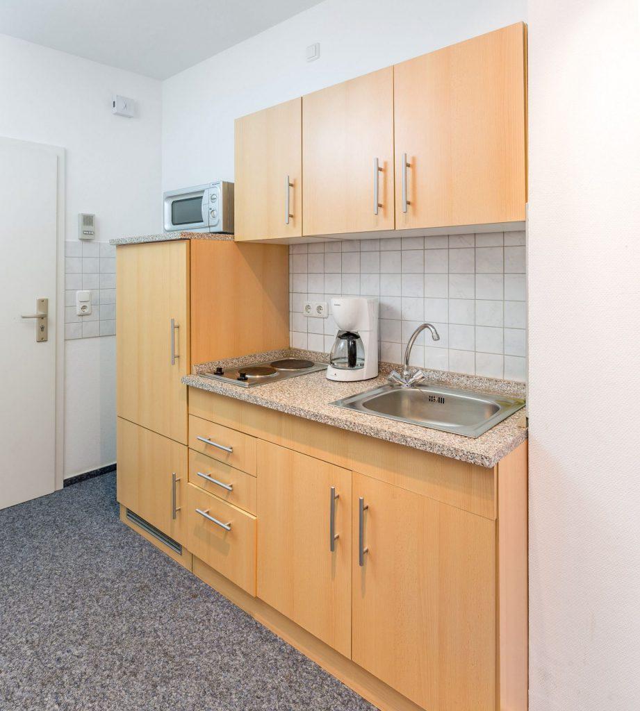 Appartment mit Küche Hotel zur Börse Hameln