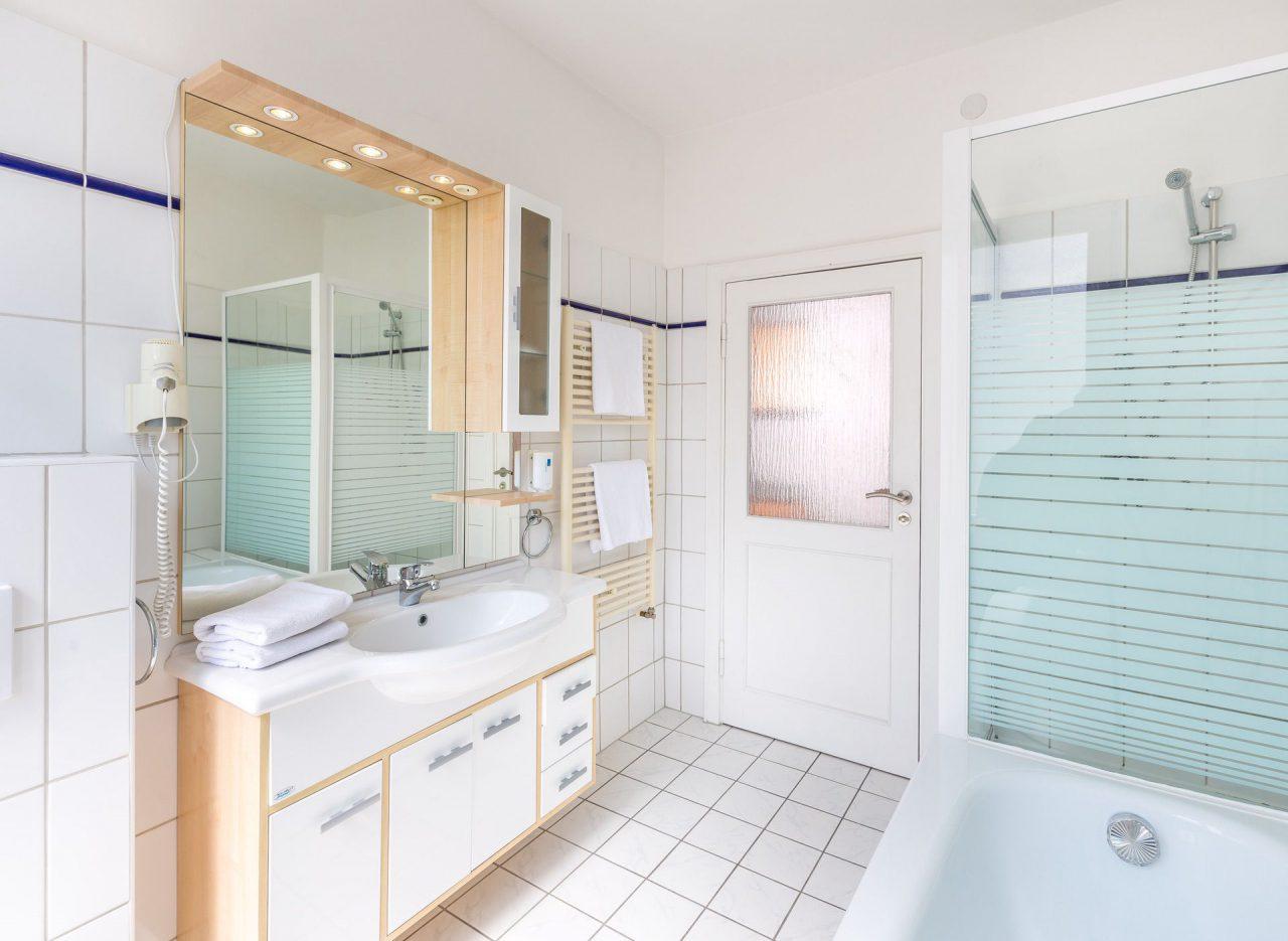 Badezeimmer Hotel zur Börse Hameln