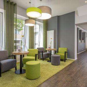 Lobby Hotel zur Börse Hameln