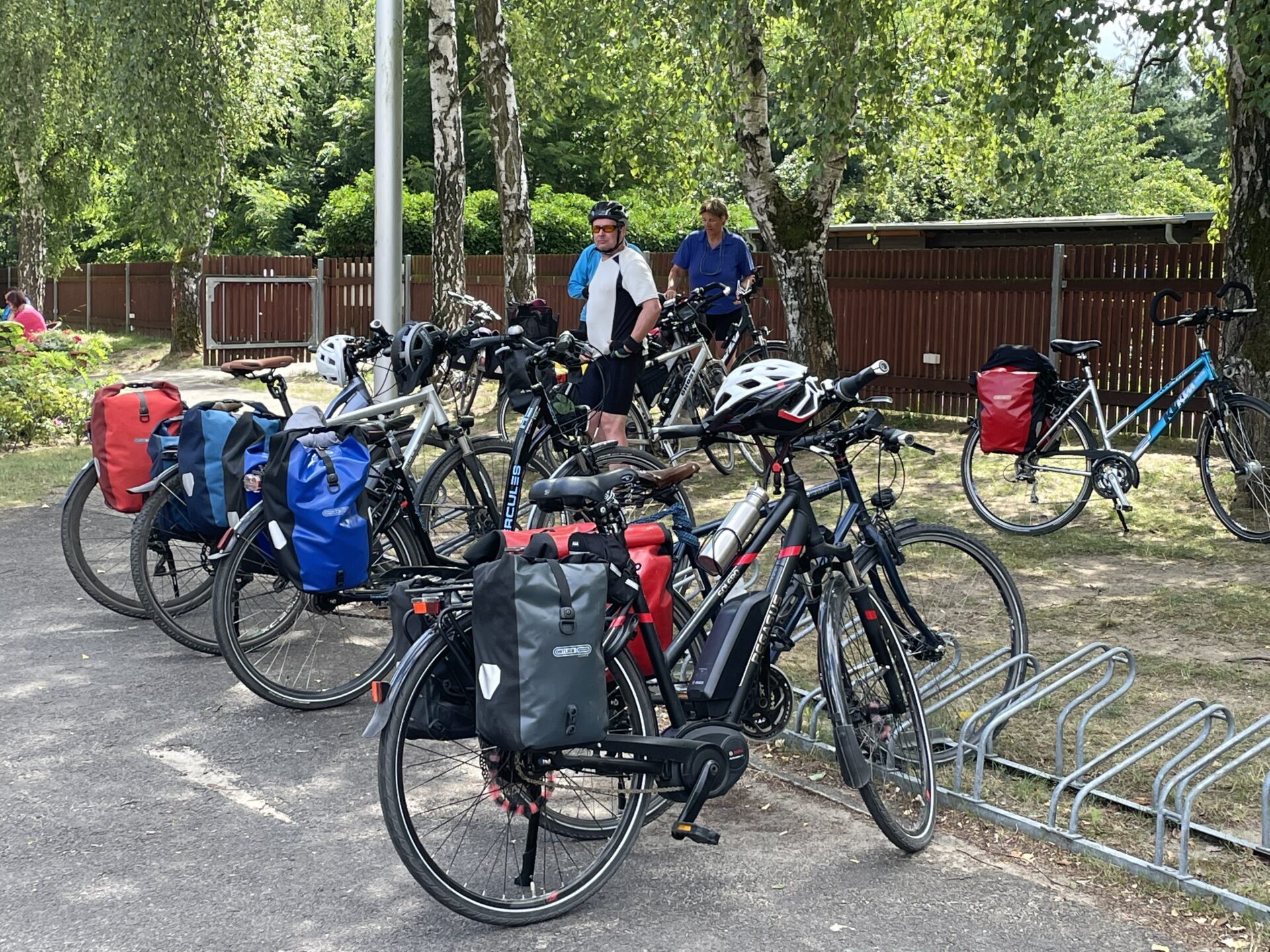 Radler-Kurzurlaub in Hameln